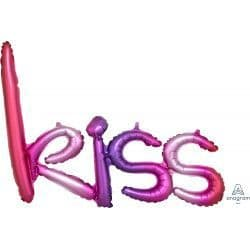 Anagram G40 Shape Kiss Ombre Script Phrase Packaged 27