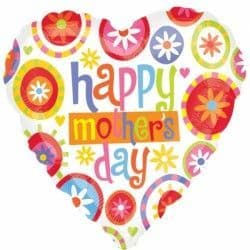 """Anagram P32 Jumbo Graphic Patterns Mother's Day 28"""" x 28"""""""