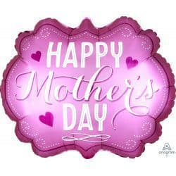 Anagram P35 Marquee Satin Happy Mother's Day 25