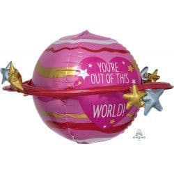 """Anagram P55 Ultra Shape Out Of This World Packaged 29""""x20"""""""