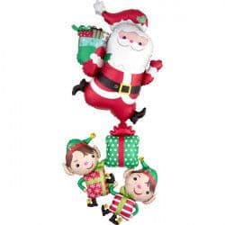 ANAGRAM P70 MULTI STACKER SHAPE CHRISTMAS CHARACTERS PKT