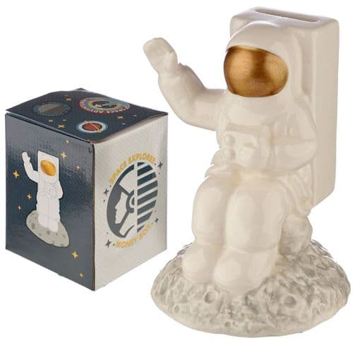 Astronaut Spaceman Space Explorer Money Box gift