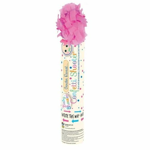 Baby Shower Canon Confetti Shooter (GIRL)
