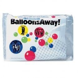 BALLOON PRO CLEAR NETTING 14 ft X 25 ft 650 9""