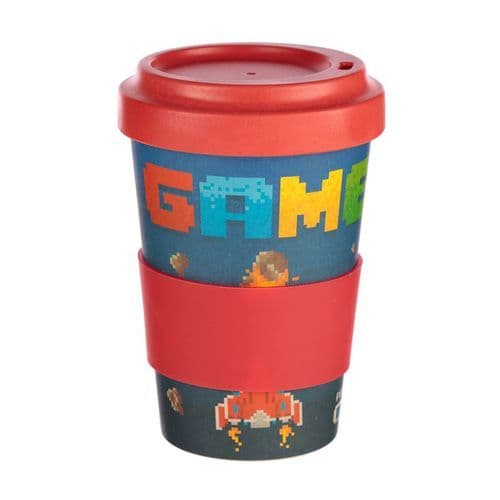 Bamboo Game Over Travel Mug gift