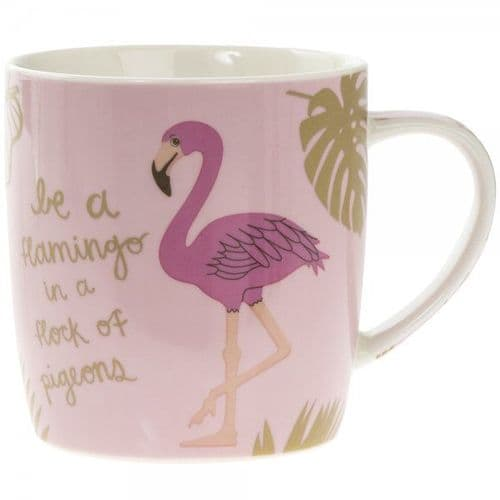 Be A Flamingo Mug gift