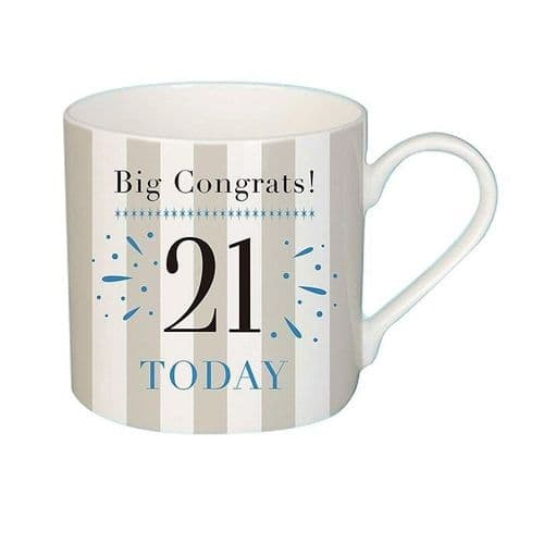 Big Congrats Male 21 gift