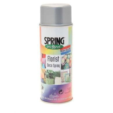 Brite Silver Euro-Aerosols Spray Paint *Not available for shipping to NI