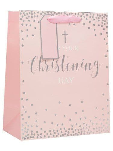 Christening Pink - Large Bag - 6 Pack