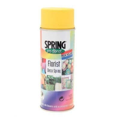 Chrome Yellow Euro-Aerosols spray paint *Not available for shipping to NI