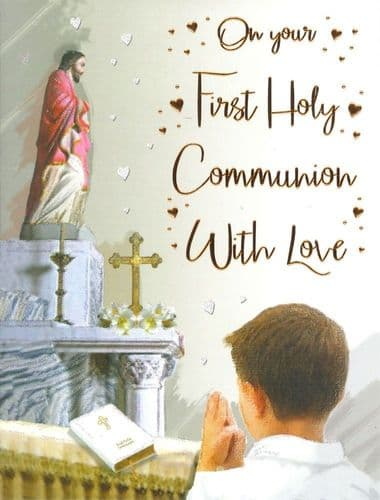 Communion With Love