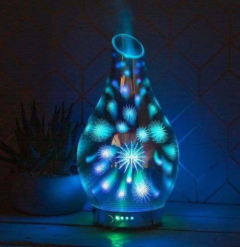 DESIRE AROMA HUMIDIFIER 3D LP44936 gift