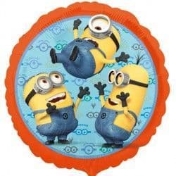 DESPICABLE ME MINION STREET TREAT STANDARD FLAT