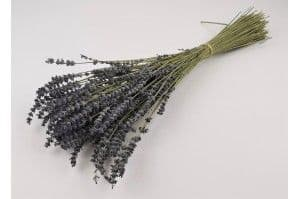 DRIED PROVENCAL LAVENDER NATURAL Bouquet of 200g