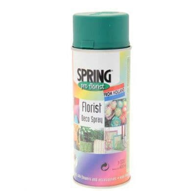 Holiday Green Euro-Aerosols spray paint *Not available for shipping to NI