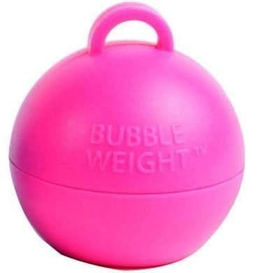 Hot Pink Ball Weights