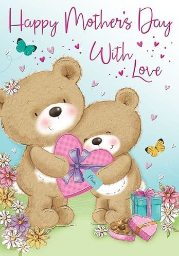MOTHERS DAY BEARS
