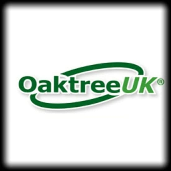 "Oaktree 34"" Numbers"