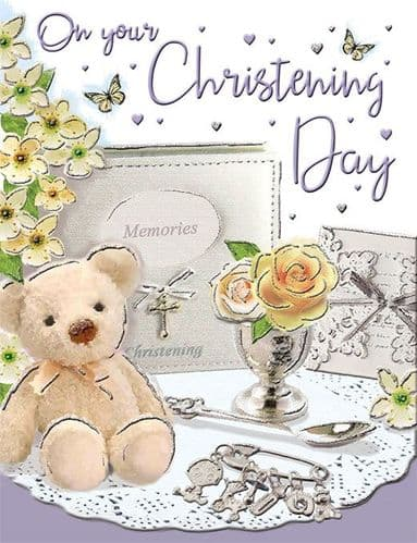 On Your Christening Day