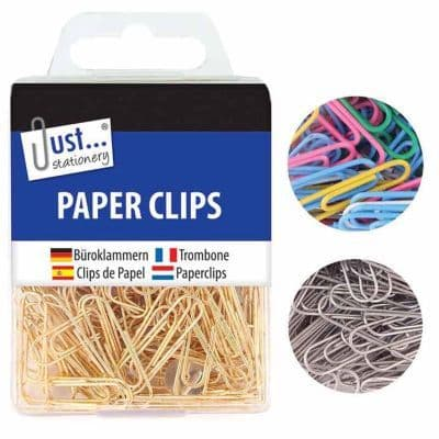 Paper Clips Assorted