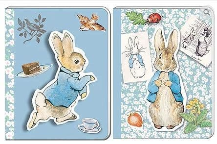 PETER RABBIT NOTE BOOK