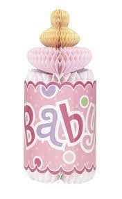 """PINK DOT BS BOTTLE HNYCMB-12"""""""