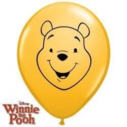 """POOH FACE 5"""" GOLDENROD (100CT)"""