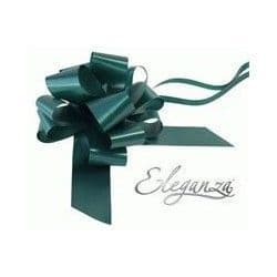 Pull Bows 50mm x 20ct Green