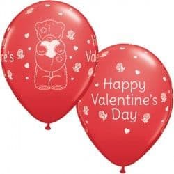 "Qualatex 11"" Me To You Tatty Teddy Valentine's Day 25ct"