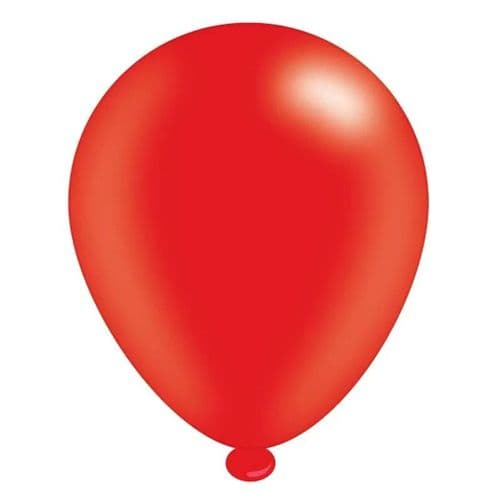 Red Latex Balloons (6pks of 8 balloons)