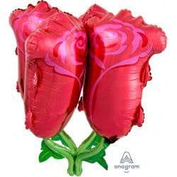 """RED ROSES ULTRA SHAPE P60 PKT (27"""" x 30"""")"""