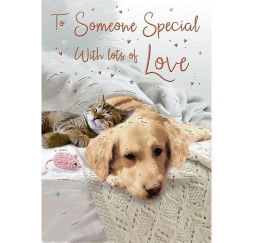 SOMEONE SPECIAL C80455