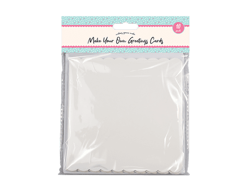 STA4035 Make Your Own Greetings Cards 10pk