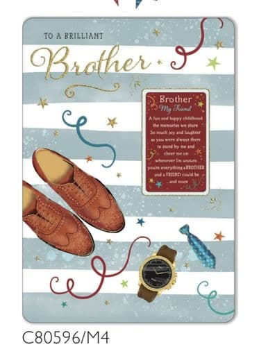 TF Brother Shoes Sentiment