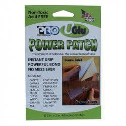 "UGLU 300 POWER PATCH 3""x3"" (5 Patches)"