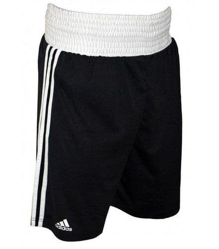 Adidas Boxing Shorts - Black