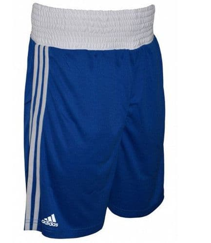 Adidas Boxing Shorts - Blue
