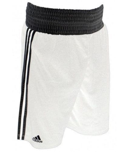 Adidas Boxing Shorts - White