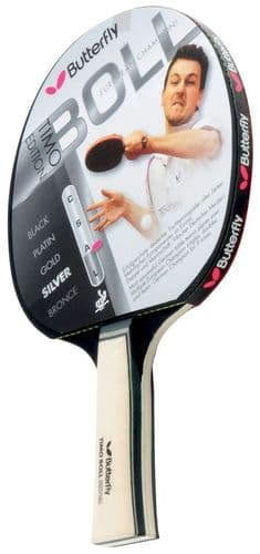 Butterfly Timo Boll Silver Addoy Table Tennis Bat