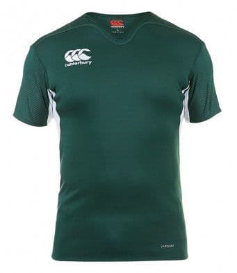 Canterbury Challenge Jersey FOREST/WHITE