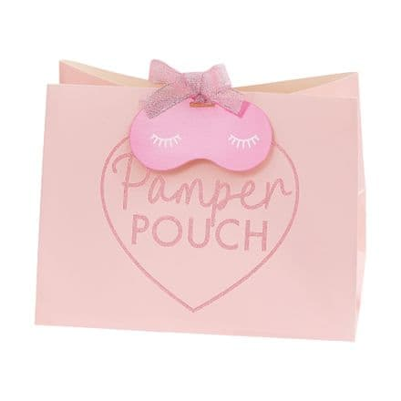 Pamper Party, Pink Sleepover Party Bags