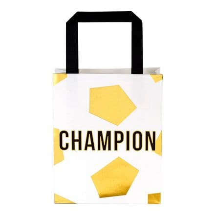 Party Champions, Football Party Bags CHAMPION x6