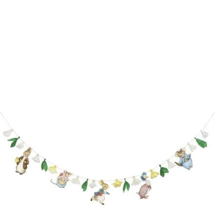 Peter Rabbit & Friends Party Garland