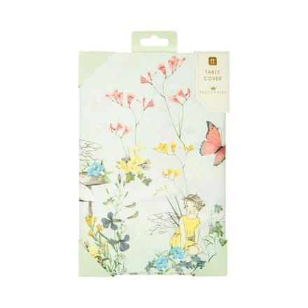 Truly Fairy Party Paper Table Cover