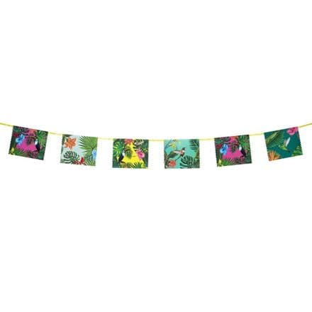Truly Tropical Summer Bunting