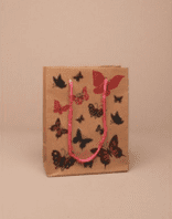 Butterfly gift bag (Code 5071)