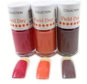 Collection Field day nail polish (Code 4062)