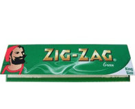 Zig Zag King Size Cigarette Rolling Papers (Code 4749)