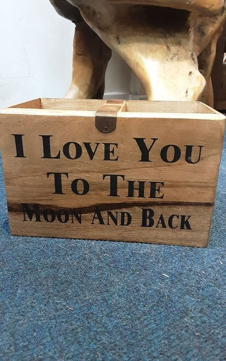 I Love you to the Moon and Back Box