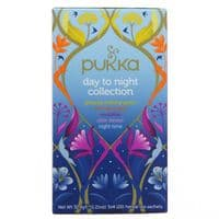 Pukka Day to Night Collection 4 x 20 Bags